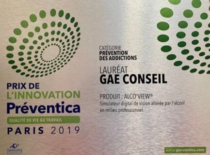 photo_plaque_prix_innovation_preventica_2019_alcoview